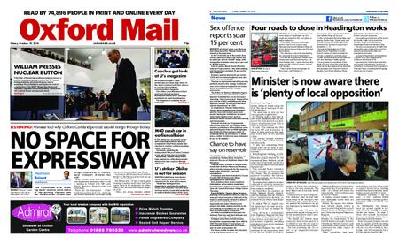 Oxford Mail – October 19, 2018