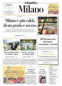 la Repubblica Milano - 20 Novembre 2019