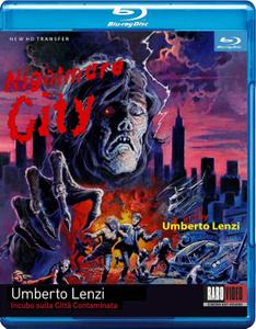 Nightmare City (1980) + Extra