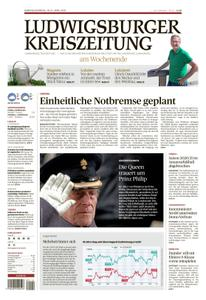 Ludwigsburger Kreiszeitung LKZ - 10 April 2021