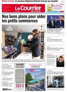 Le Courrier de l'Ouest Angers – 05 novembre 2020
