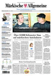 Neue Oranienburger Zeitung - 18. Januar 2019