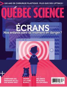 Québec Science - Avril-Mai 2019
