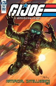 G I Joe-A Real American Hero 262 2019 Digital Thornn