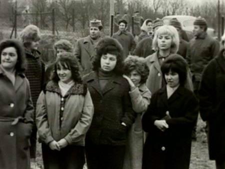 Milos Forman-Lásky jedné plavovlásky ('Loves of a Blonde') (1965)
