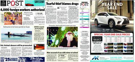 The Guam Daily Post – December 14, 2017