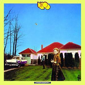 UFO - Phenomenon (Deluxe Edition: 2019 Remaster) (1974/2019)