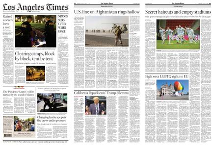 Los Angeles Times – July 09, 2021