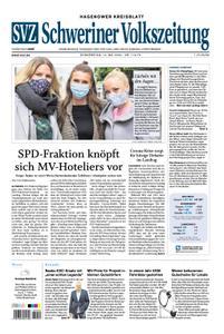 Schweriner Volkszeitung Hagenower Kreisblatt - 14. Mai 2020