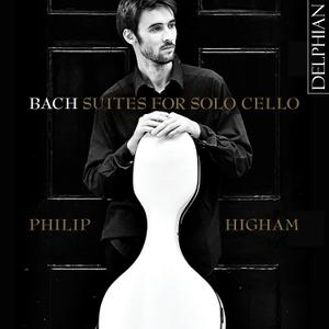 Philip Higham - Bach: Suites for Solo Cello (2015)