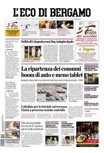L'Eco di Bergamo - 25 Gennaio 2017