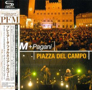 PFM + Pagani - Piazza Del Campo (2004) [2014, Vivid Sound Japan, VSCP-4243]