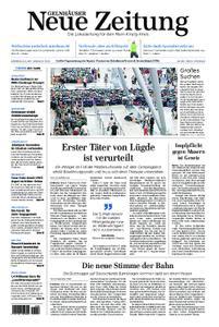 Gelnhäuser Neue Zeitung - 18. Juli 2019