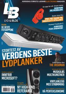 Lyd & Bilde - januar 2020