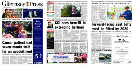 The Guernsey Press – 25 March 2019