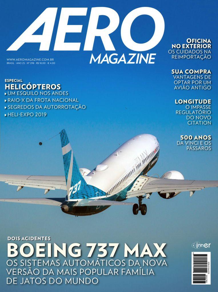 Aero Magazine Brasil - março 2019