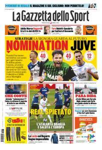 La Gazzetta dello Sport Cagliari - 17 Marzo 2021