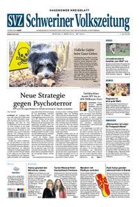 Schweriner Volkszeitung Hagenower Kreisblatt - 04. März 2019