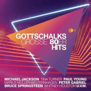 VA - Gottschalks Große 80er Hits (3CD)(2019)