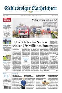 Schleswiger Nachrichten - 13. November 2018