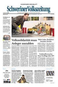 Schweriner Volkszeitung Hagenower Kreisblatt - 25. Januar 2018