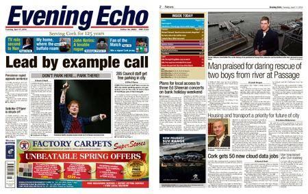 Evening Echo – April 17, 2018