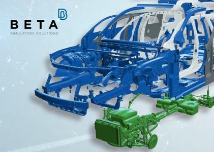BETA-CAE Systems 19.1.3