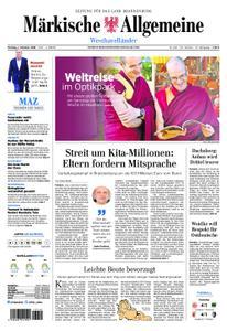 Märkische Allgemeine Westhavelländer - 01. Oktober 2018