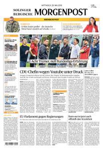 Solinger Morgenpost – 29. Mai 2019