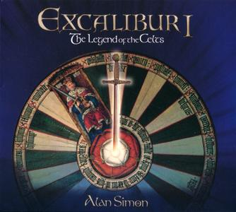 Alan Simon - Excalibur I: The Legend Of The Celts (1998) {2018, Reissue}