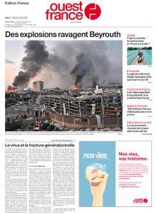 Ouest-France Édition France – 05 août 2020