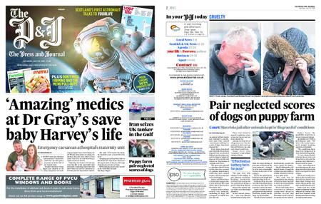 The Press and Journal Moray – July 20, 2019