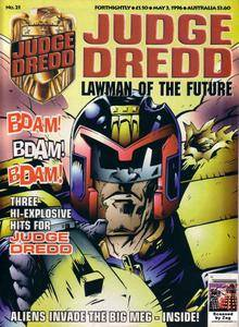 Judge Dredd - Lawman of the Future 021 1996-05-03 Zeg
