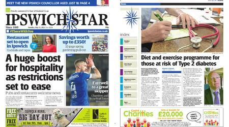 Ipswich Star – May 11, 2021