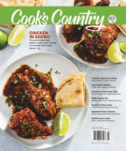 Cook's Country - April 2019