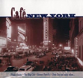 V.A. - Café New York (2005)