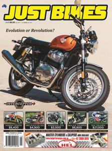 Just Bikes - March 2019