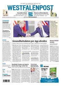 Westfalenpost Wetter - 17. Juli 2018