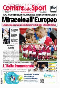 Corriere dello Sport Campania - 13 Giugno 2021
