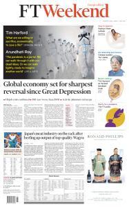 Financial Times Europe - April 4, 2020