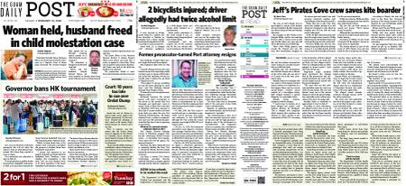The Guam Daily Post – February 18, 2020