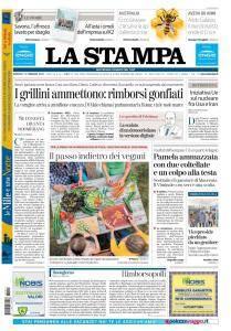 La Stampa Torino Provincia e Canavese - 13 Febbraio 2018