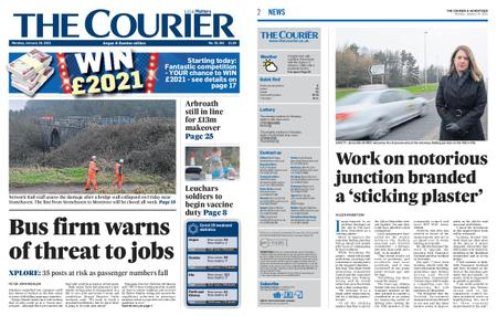 The Courier Angus & The Mearns – January 18, 2021