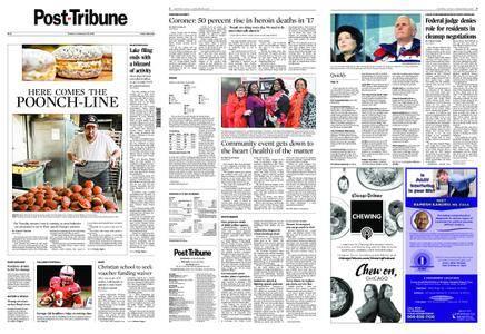 Post-Tribune – February 13, 2018