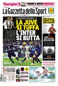 La Gazzetta dello Sport – 08 dicembre 2018