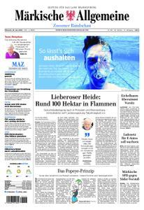 Märkische Allgemeine Zossener Rundschau - 26. Juni 2019