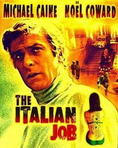 The Italian Job (1969) + Extras