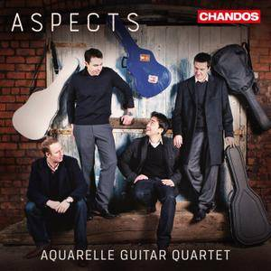 Aquarelle Guitar Quartet - Aspects: Works for Guitar Quartet (2016)