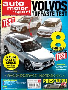 Auto Motor & Sport Sverige – 18 april 2019