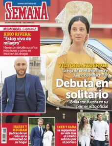 Semana España - 15 mayo 2019